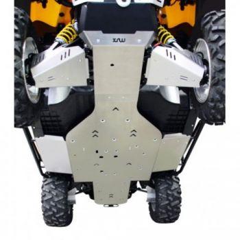 Full ALU Glideplade - CAN-AM Commander 1000XT/800R