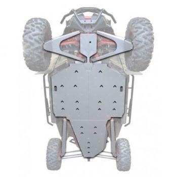 Glideplade Full ALU - CAN AM MAVERICK X3 XRS