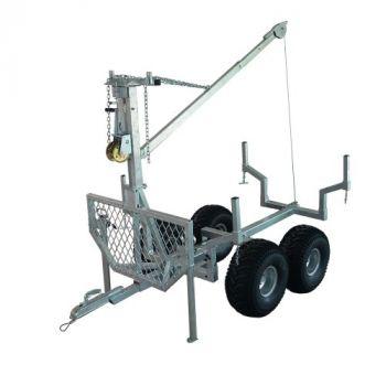 ATV træ trailer