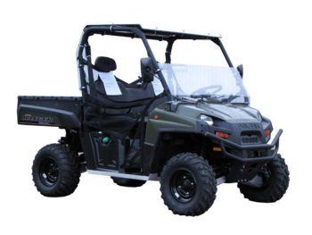 Forrude (nedre) Polaris 900 Diesel Ranger