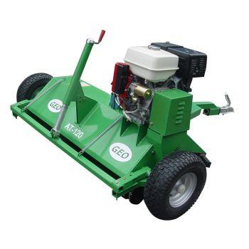 ATV 120 Slagleklipper med 13HP Diesel motor