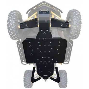FulD glideplade  - Can Am Maverick X3 XRS