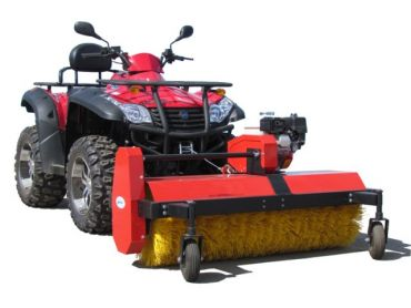 ATV Roterende kost, 6.5 hp B&S motor