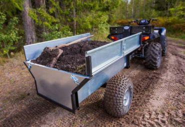 ATV/Quad/Traktor tipvogn