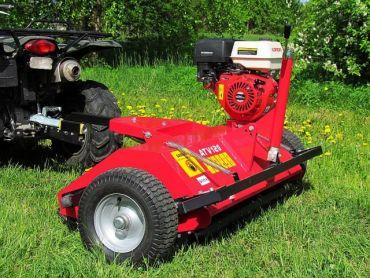 ATV slåmaskine, 15hp motor