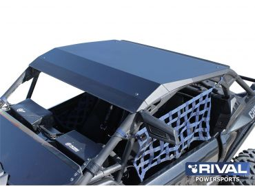 RIVAL Powersports Aluminium tag Can-Am Maverick X3