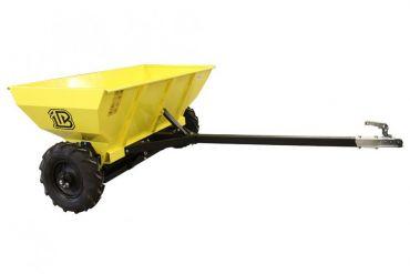 ATV sand / salt spreder