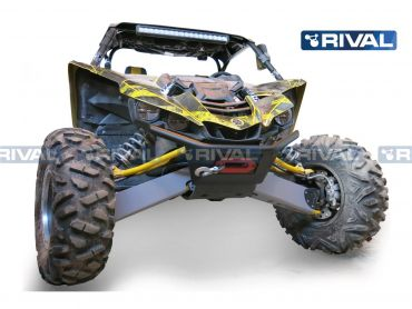 RIVAL Forreste kofanger Yamaha YXZ 1000