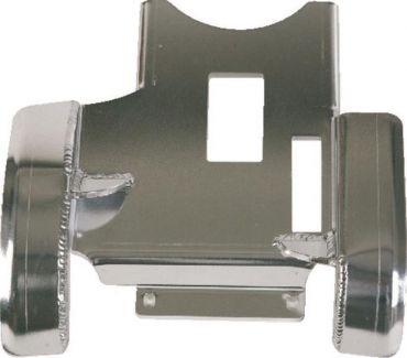 ART aluminium bag glideplade Kymco Maxxer 300