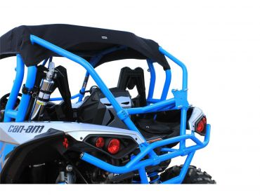 DRAGONFIRE Race Backbone Blue Can-Am Maverick