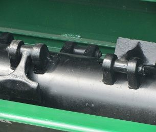 Overskydende hammere til slagleklipper