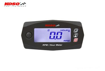 MINI 4 MOTOR HOUR+RPM