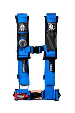 Pro Armor 3`` 4PT SIKKERHEDSSELE HARNESS VOODOO BLUE