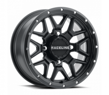 Raceline - SIMULATED BEADLOCK KRANK 14X7 4/110 ATV-fælge