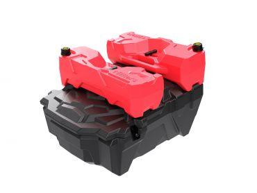 ATV taske/ Kasse til ATV Polaris RZR 1000