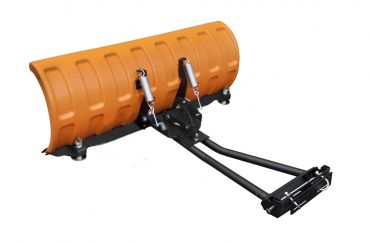 Sneplov til ATV (132 cm Klinge)