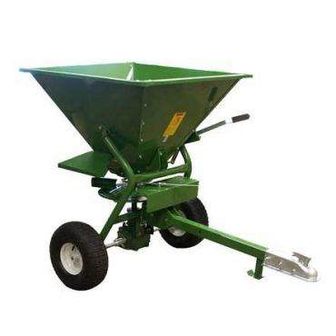 ATV spreder til gødning og salt, ATV, 160L