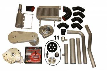 Varmt sæde Performance Procharger Supercharger Sæt - Polaris RZR 1000