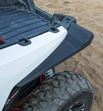 FENDER EXTENSION – BAG- , Arctic Cat Wildcat Trail