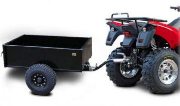 ATV trailer (Lasteevne: 300 kg)
