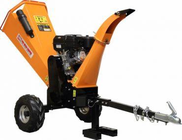 Træ chipper med 14HP Briggs & Stratton motor